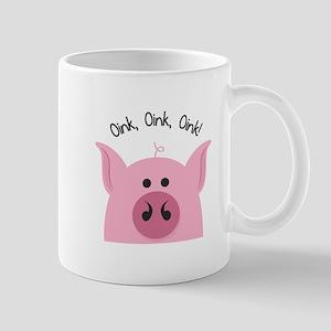 Oink Oink Mugs