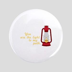 "Light My Path 3.5"" Button"