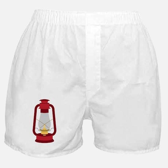 Kerosene Lamp Boxer Shorts