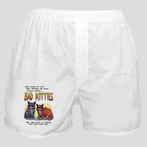 11by14badkities Boxer Shorts