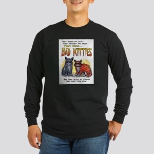 11by14badkities Long Sleeve T-Shirt