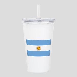 Argentina Acrylic Double-wall Tumbler