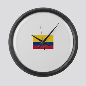 Colombia Large Wall Clock