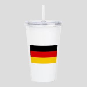 Germany Acrylic Double-wall Tumbler
