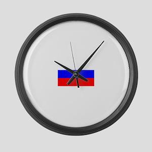 Russia Large Wall Clock