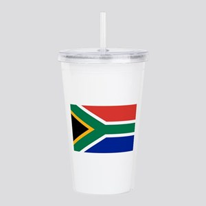South Africa Acrylic Double-wall Tumbler