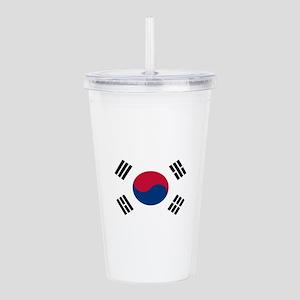 South Korea Acrylic Double-wall Tumbler