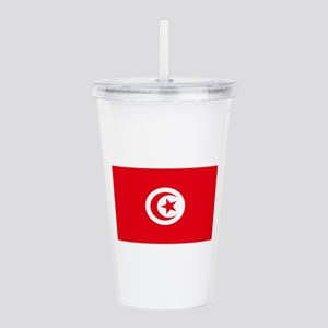 Tunisia Acrylic Double-wall Tumbler