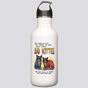 11by14badkities Stainless Water Bottle 1.0L