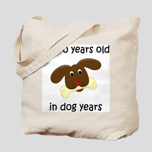10 dog years 4 Tote Bag