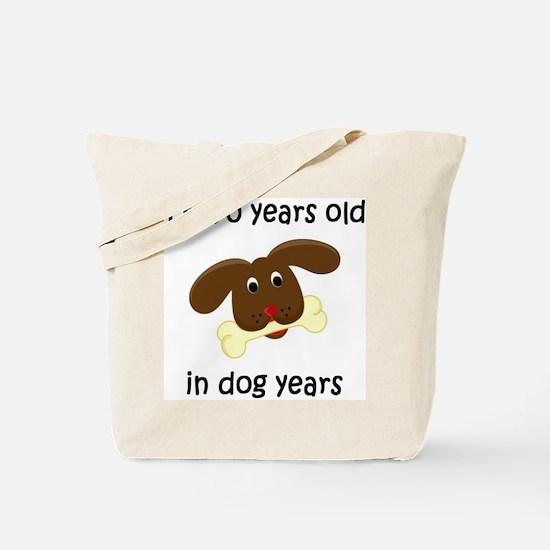 10 dog years 4 Tote Bag