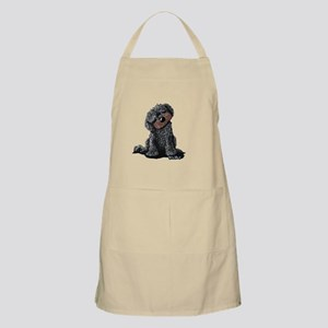Peter The Poodle Apron