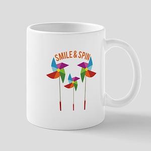 Smile & Spin Mugs