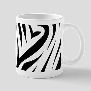 Zebra Print Animal Skin Mug