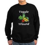 Veggie Wizard Sweatshirt (dark)