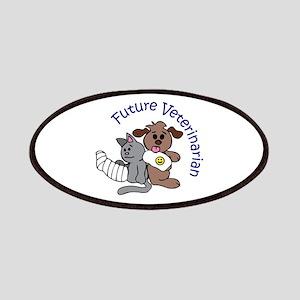 FUTURE VETERINARIAN Patches