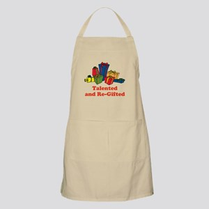 Talented and Re-Gifted Apron
