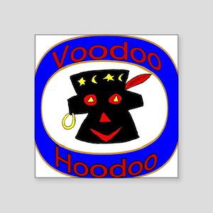 Voodoo Hoodoo Sticker