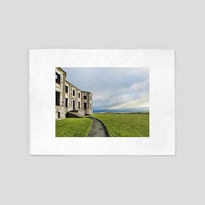 Northern Ireland photo 5'x7'Area Rug