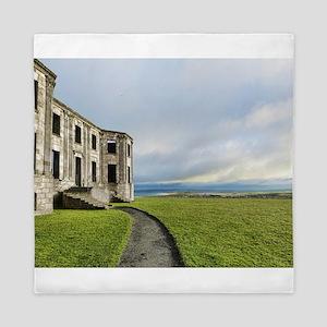 Northern Ireland photo Queen Duvet
