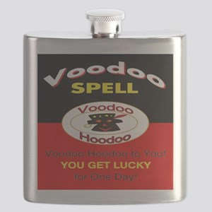 Lucky Voodoo Day Flask