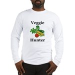 Veggie Hunter Long Sleeve T-Shirt