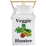 Veggie Hunter Twin Duvet