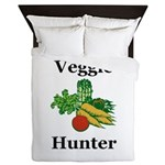 Veggie Hunter Queen Duvet
