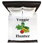 Veggie Hunter King Duvet