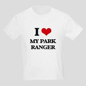 I Love My Park Ranger T-Shirt