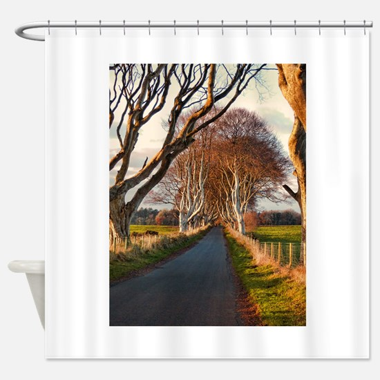 Cool Northern ireland Shower Curtain