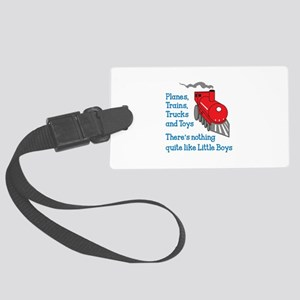 LITTLE BOYS Luggage Tag