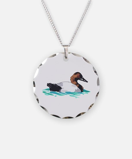 CANVASBACK DUCK Necklace