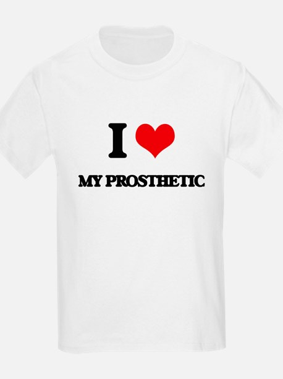 I Love My Prosthetic T-Shirt