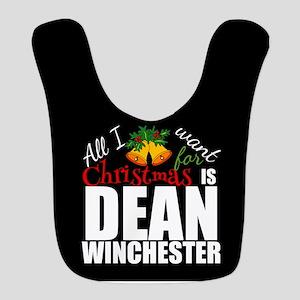 Dean Christmas Bib