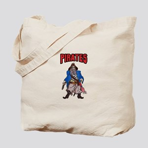 PIRATES MASCOT Tote Bag