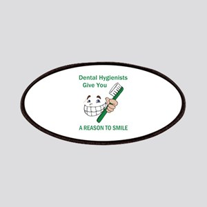 DENTAL HYGIENISTS Patches