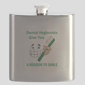 DENTAL HYGIENISTS Flask