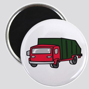 GARBAGE TRUCK Magnets