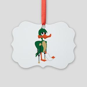Lame Duck Ornament