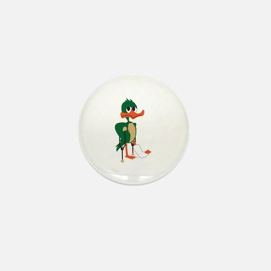 Lame Duck Mini Button