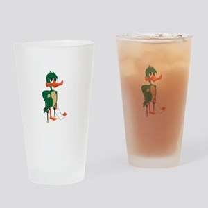 Lame Duck Drinking Glass