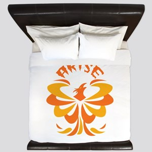 PHOENIX ARISE King Duvet