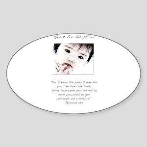 Adoption Design Asian Baby.jpg Sticker