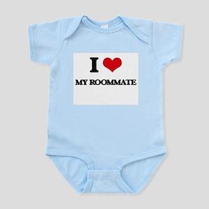 I Love My Roommate Body Suit