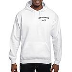 USS MERRIMACK Hooded Sweatshirt