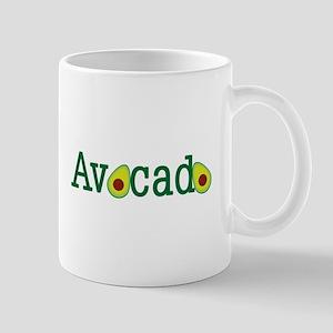 Avocado Mugs