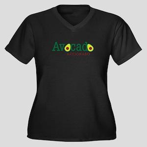 Avocado Aficionado Plus Size T-Shirt