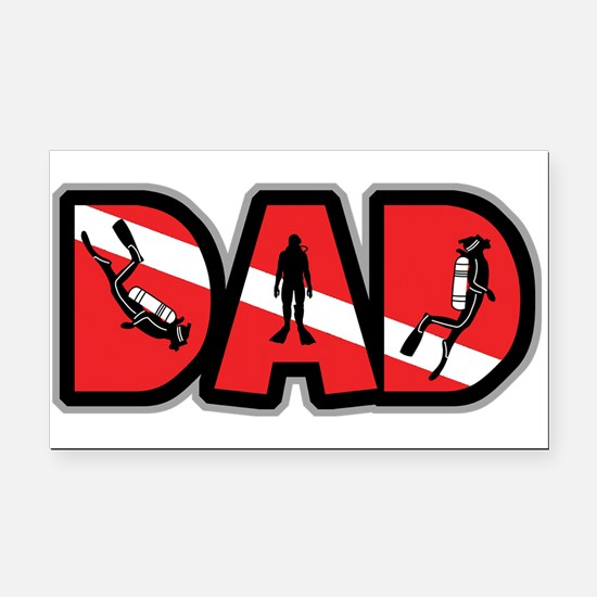 father206light.png Rectangle Car Magnet