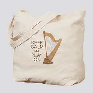 Play On Tote Bag